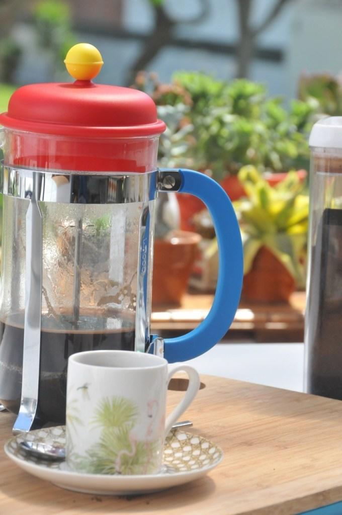 cafe pasado