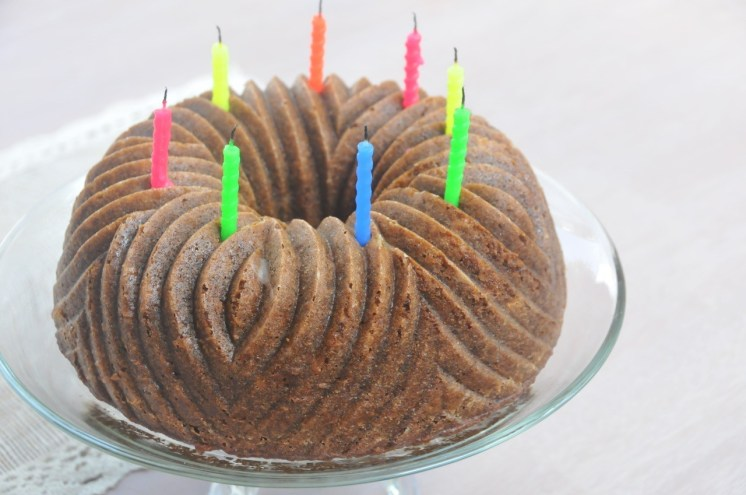 torta de platano facil