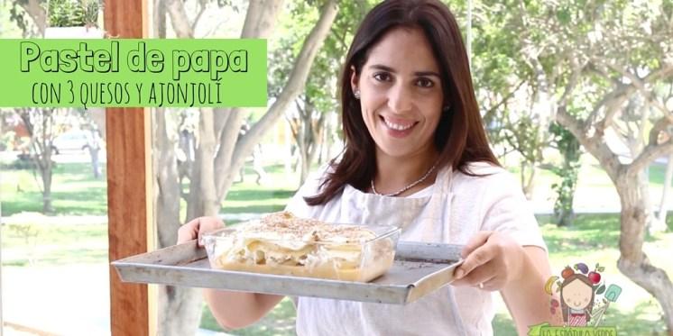 pastel de papa