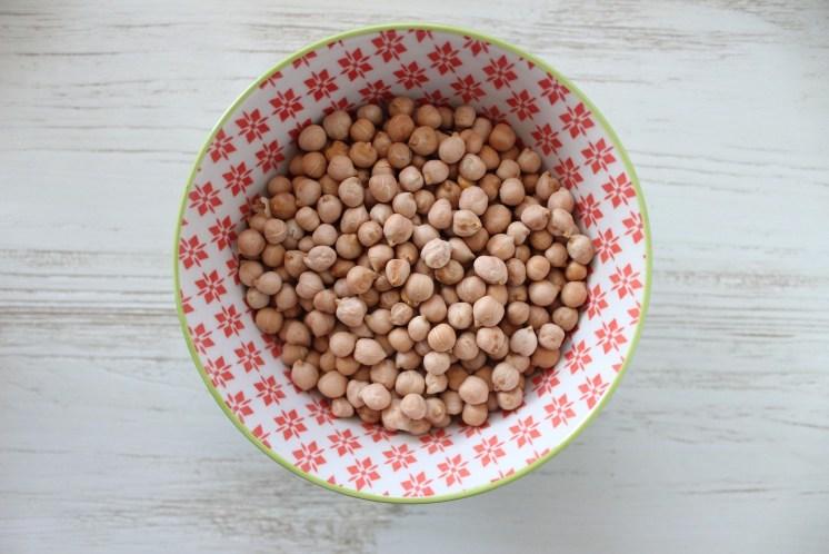 receta basica hummus