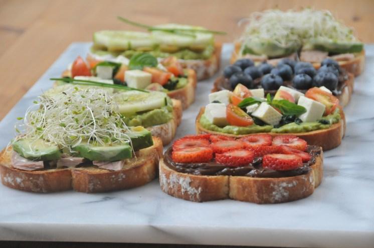 4 deliciosas formas de comer pan con palta