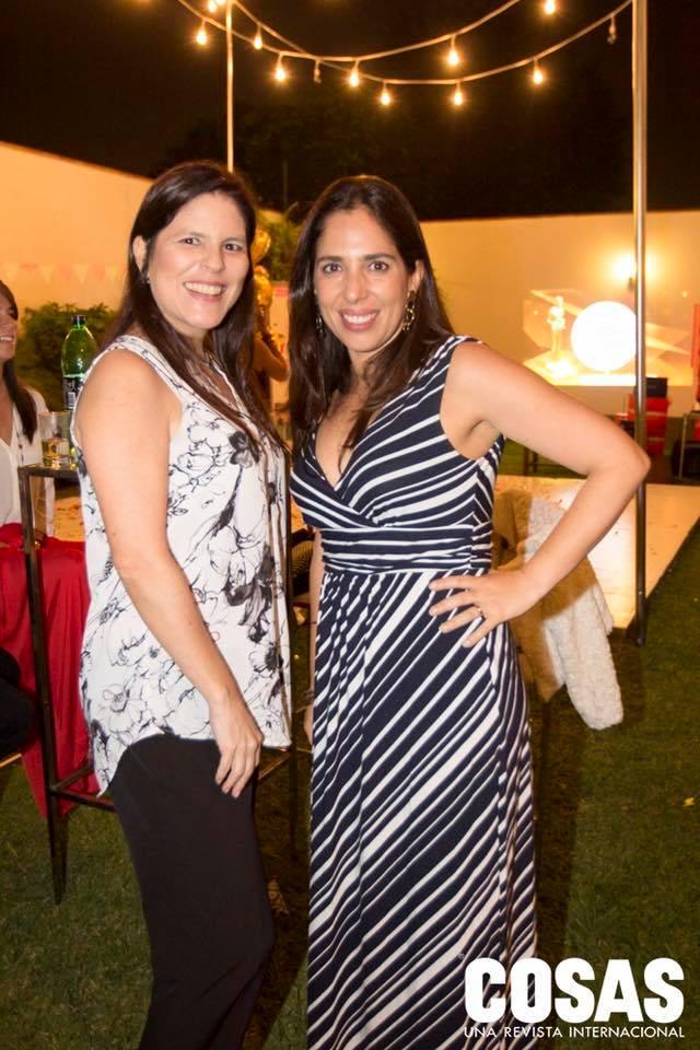 Revista COSAS en fiesta de aniversario de Mamás Blogueras Peruanas
