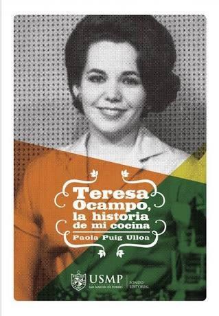 Libro Teresa Ocampo, la historia de mi cocina