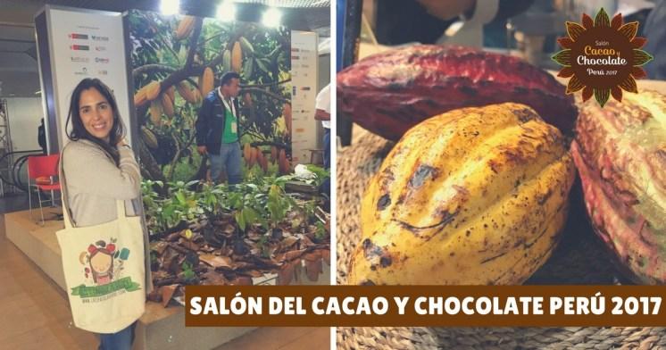 Visita el Salón del Cacao y Chocolate