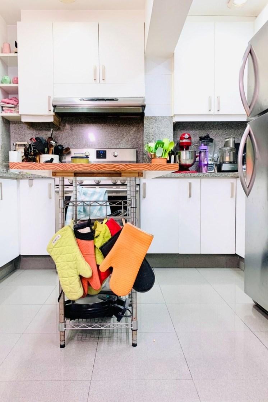 Cómo organizo mi cocina