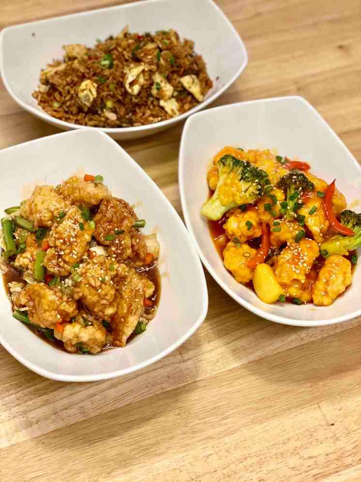 3 platos deliciosos estilo Chifa que preparé usando las salsas de Nadú
