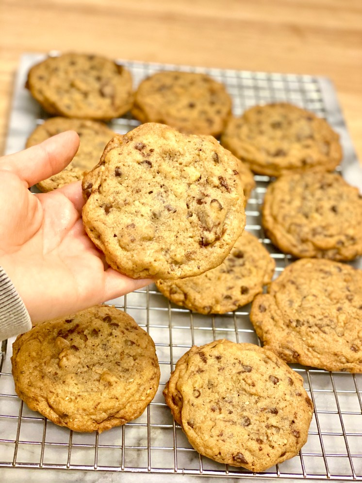 La receta secreta de las galletas Chocolate Chip DoubleTree