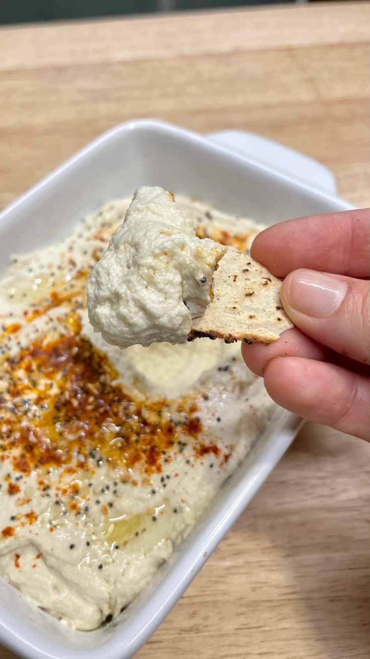 Hummus con Tarwi