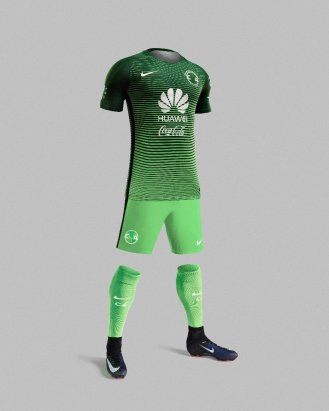 uniforme-verde-america-2017