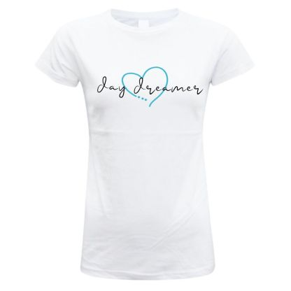 soñadora camiseta