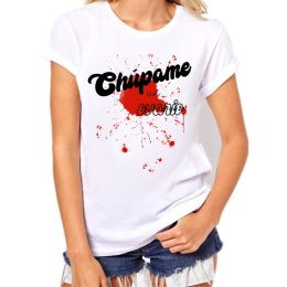 chupame un ovario mujer camiseta ilustracion