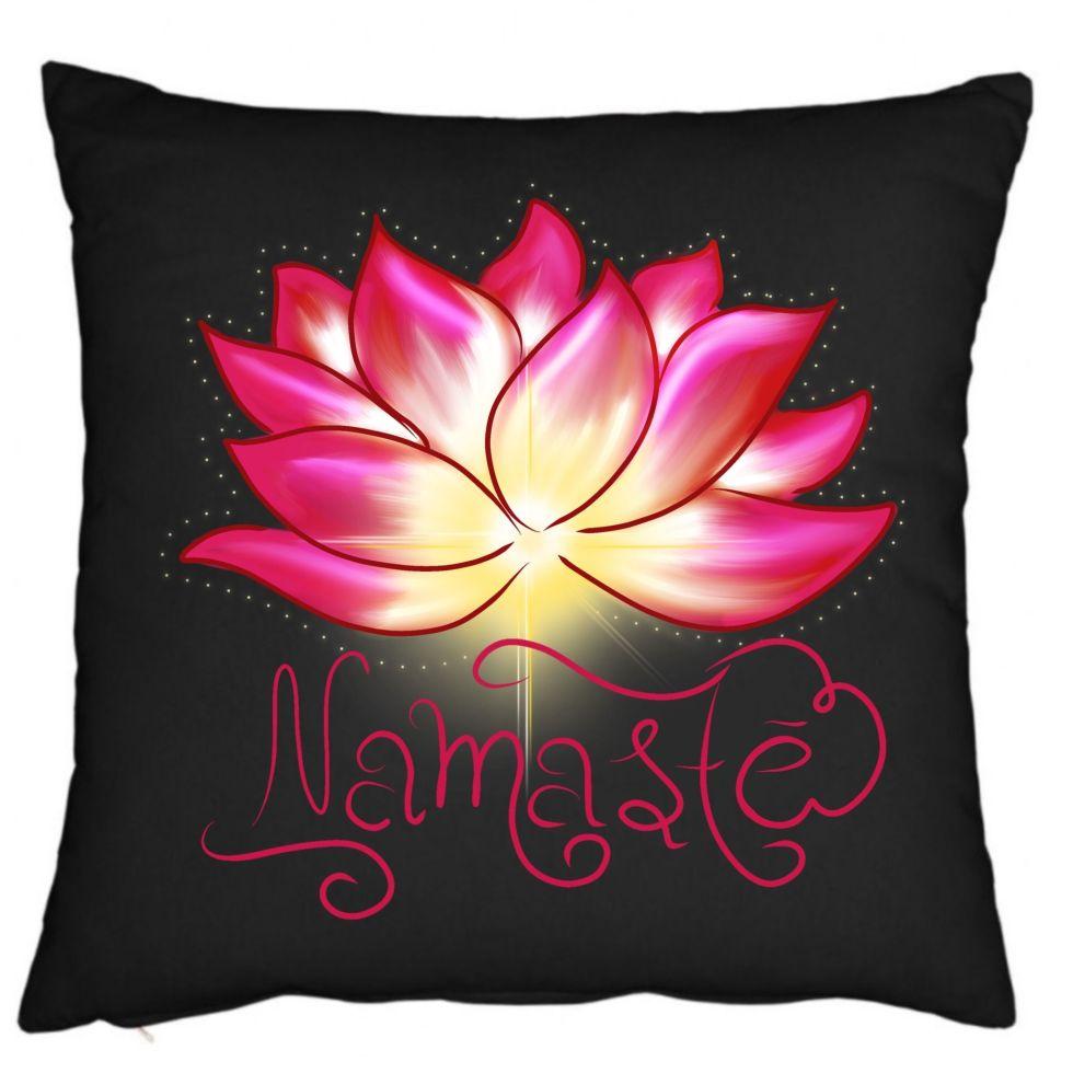 Namaste flor de loto camiseta yogui yoga tirantes chico chica camiseta personalizada camiseta de yoga te camisetas impresion digital