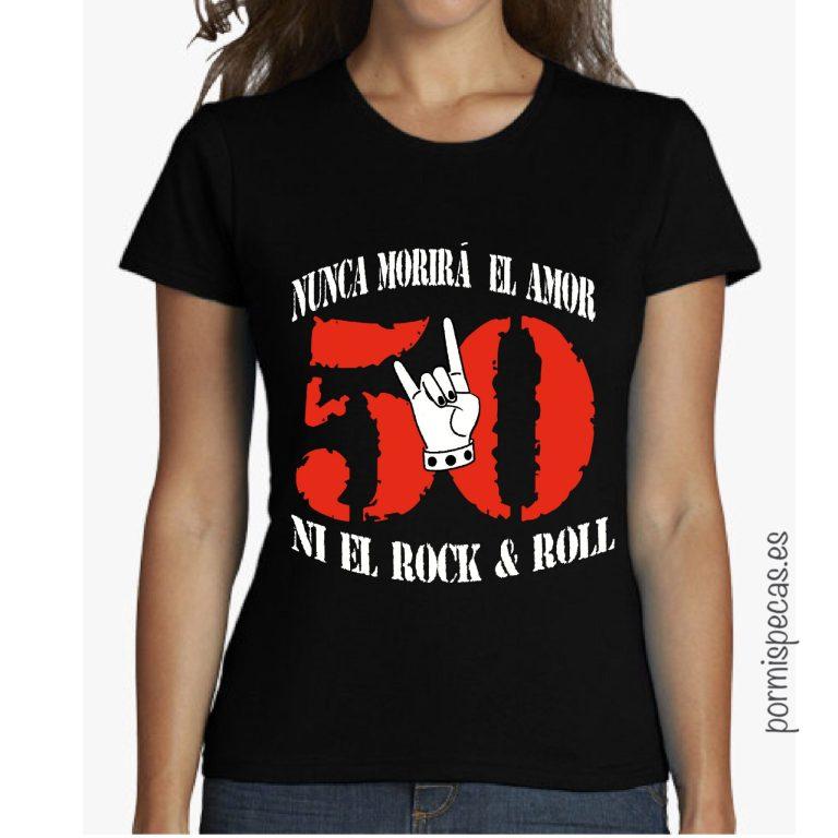 nunca morirá el amor ni el rock & roll
