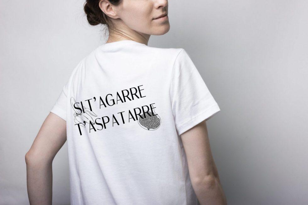 si t'agarre t'aspatarre camisetas con frases en valenciano camisetas de humor valenciano