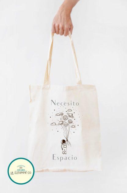 bolsa de tela 100% algodon canvas natural necesito espacio bolsas de tela ecologicas