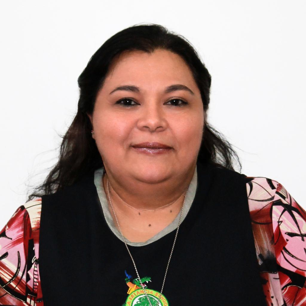 Ms. Doris Mejía