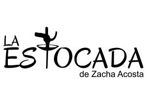 Logo La Estocada Artboard 1@2x-100 / Zacha Acosta Isael Vázquez