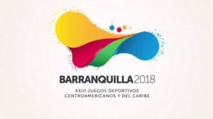 Logo Barranquilla 2018