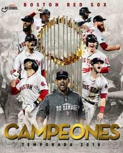 Afiche campeón