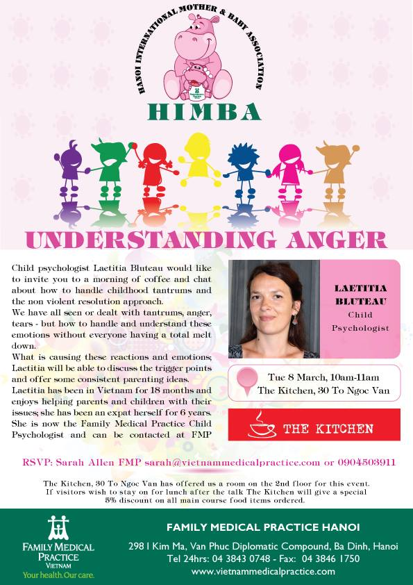 Health Talk Laetitia Bluteau