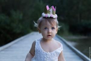 couronne pour bébé fille un an