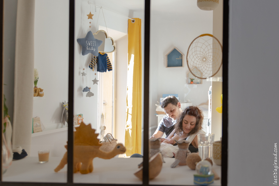 séance photo à domicile pour noël