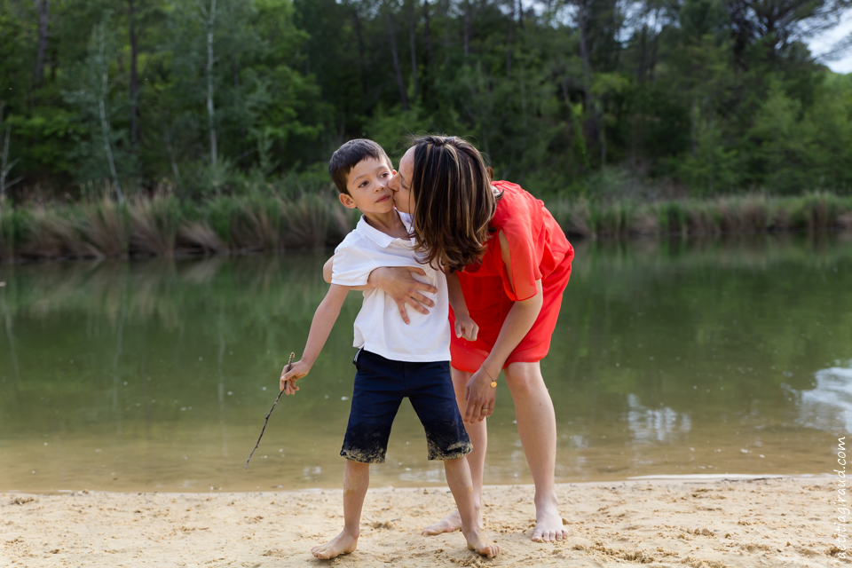 photographe famille en Provence