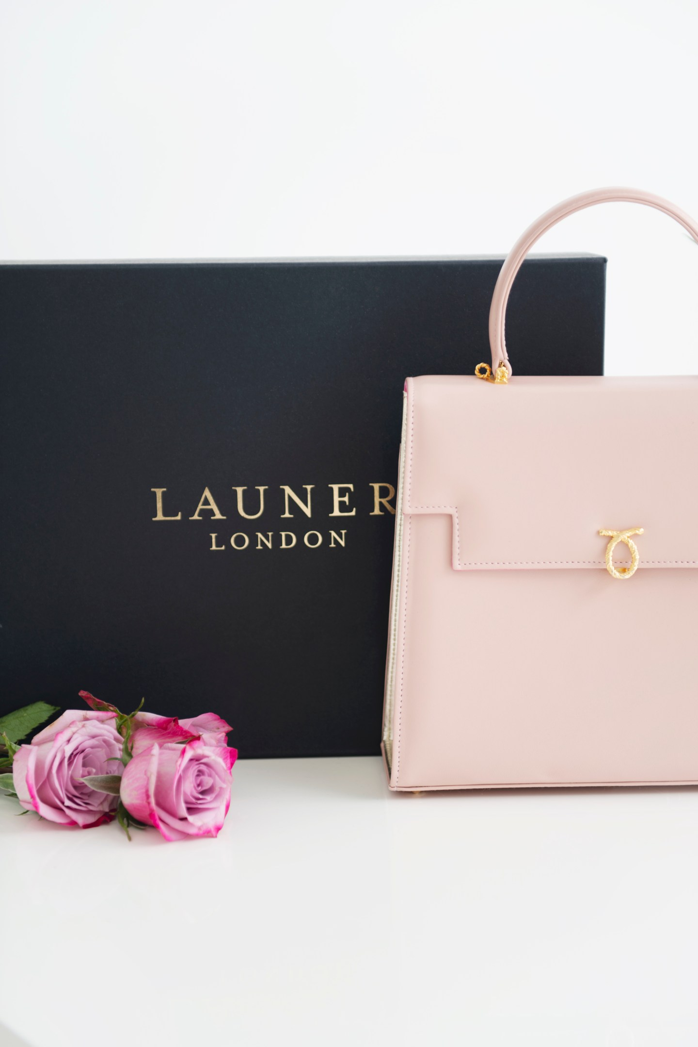 9513a367ad Feeling like a Queen with my Launer Bespoke Bag – Laetitia Tomasso