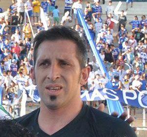 Pablo Lucero y su ritual en los penales
