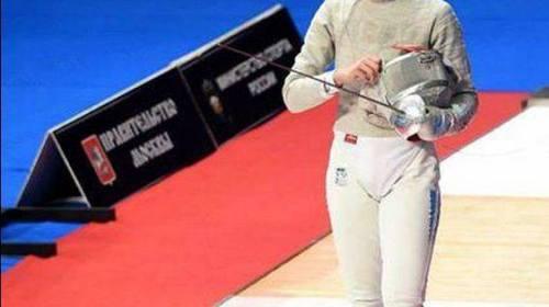 El esgrima olímpico tendrá sangre sanjuanina gracias a María Belén Pérez Maurice
