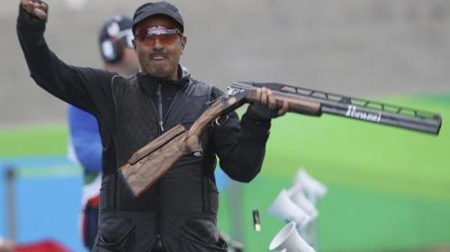 Un tirador ganó el primer oro de la historia olímpica «sin bandera»