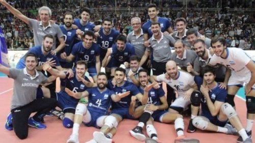 Argentina sacó pasaje al Mundial