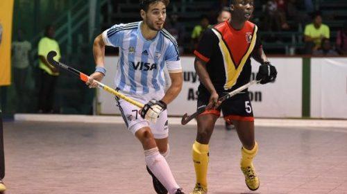 Hockey Indoor: Los Leones pisteros también a la final