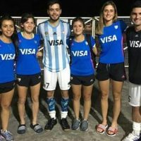 Hockey Indoor: Tres sanjuaninos en el primer equipo de elite