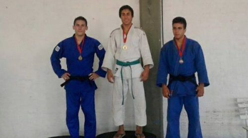 Karim Adarvez, entre los mejores judocas del país