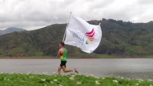 De primer nivel será el espectáculo de los XI Juegos Suramericanos Cochabamba