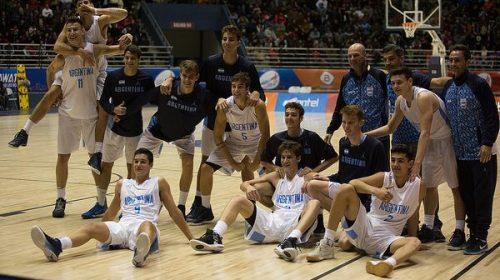 Cocha2018: Otro triunfo del básquetbol masculino
