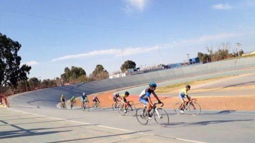 El ciclismo entrena para los Juegos Binacionales