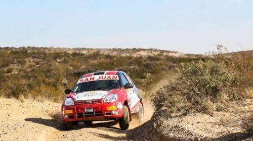 Rally Argentino: Gastón Pastén, líder de la RC5