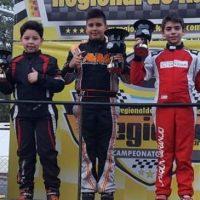 Karting: Crecen los corredores sanjuaninos