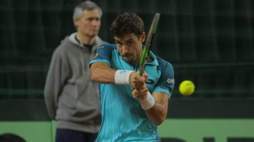 Copa Davis: Guido Pella resurgió y Argentina está 2-0