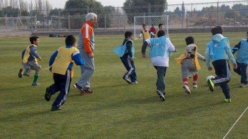 Más de 4000 niños fueron parte de las Escuelas de Iniciación Deportiva