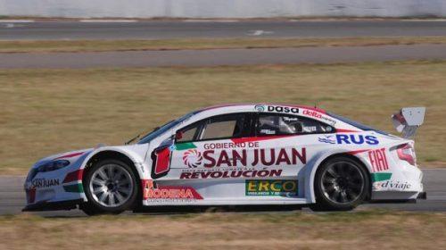 Dos sanjuaninos en el cierre anual del Top Race en Córdoba