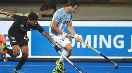 Hockey sobre césped: Con Bugallo Los Leones clasificaron a cuartos