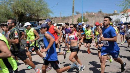 Con éxito se desarrolló la 38va Maratón Tradicional de Navidad en Albardón