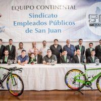 SEP presenta equipo en contexto de incierta participación en Vuelta a S.J