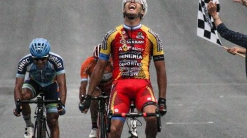 Nicolás Tivani cerró el año ganando la Doble Difunta Correa