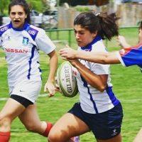 Manuela Wingord: la primera sanjuanina a la Selección Argentina de Rugby.