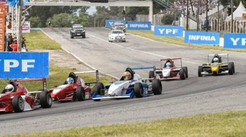 FR 2.0: Tobías Martinez, complicado por fallas mecánicas