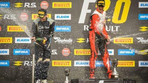 FR 2.0: Tobías Martinez logró su primer podio de la temporada